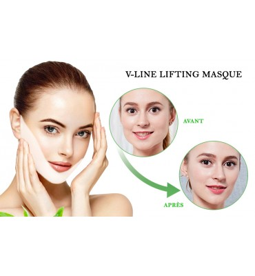 V-Line Lifting Masque Anti-Rides Collagène