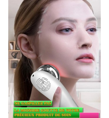 Appareil de Massage Anti-Rides LED Multifonctionnel