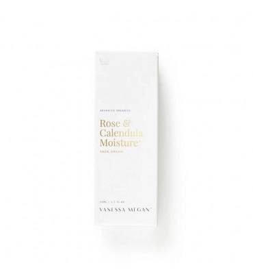 Crème de visage hydratante Rose & Calendula