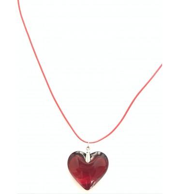 bijou collier mon cœur