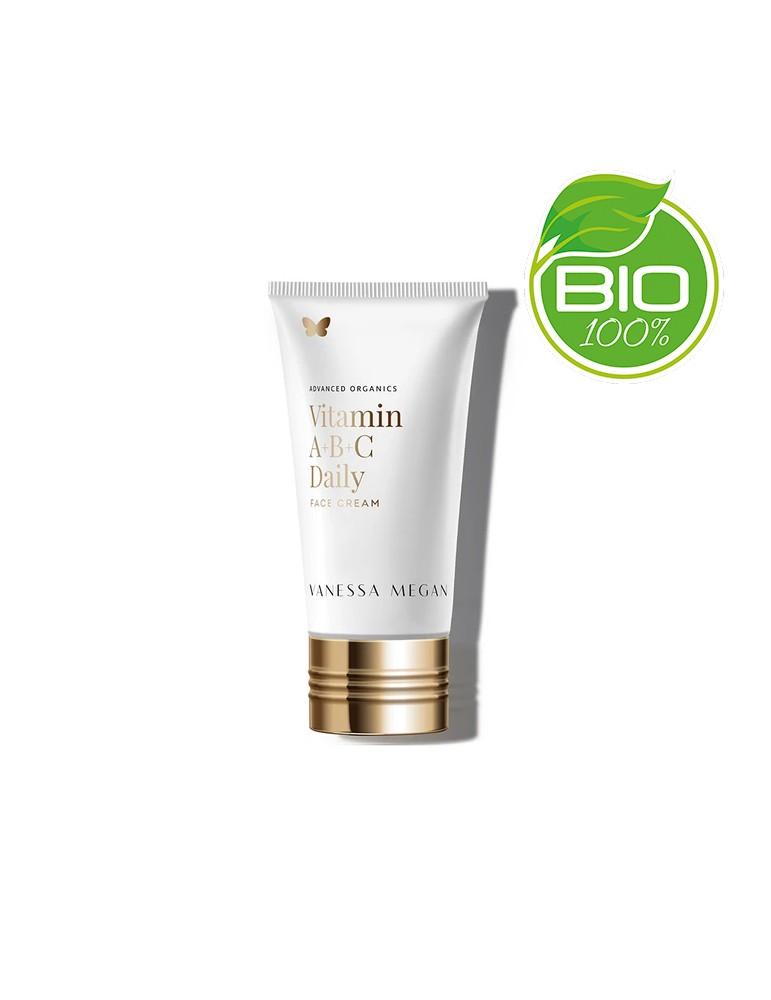 Crème de jour visage Vitaminée A+B+C Anti-Age